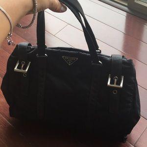 Prada Shoulder Bag (Authentic)